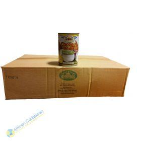 Box of Ocho Rios Coconut Milk Light, 20.25lbs 24 x 13.5oz
