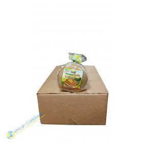 Ocho Rios Jamaican Bulla Ginger Cakes Keke, 4lbs 4 x 1lbs