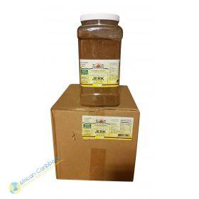 Box of Ocho Rios Spicy Jerk Seasoning, 20lbs 4 x 5lbs