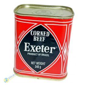 Exeter Corned Beef, 12oz