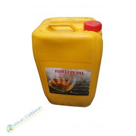 Fidelity Palm Oil, 20L, 5Gal, 32lbs