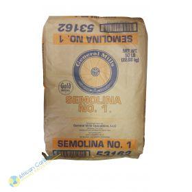 General Mills Semolina No. 1, 50lbs