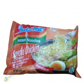 Indomie Special Chicken Flavor, 1 packet, 2.65oz