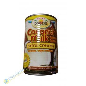 Ocho Rios Coconut Milk Extra Creamy, 13.5oz