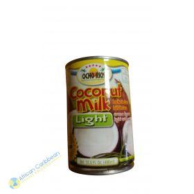 Ocho Rios Coconut Milk Light, 13.5oz