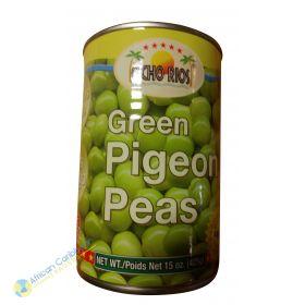 Ocho Rios Green Pigeon Peas, 15oz