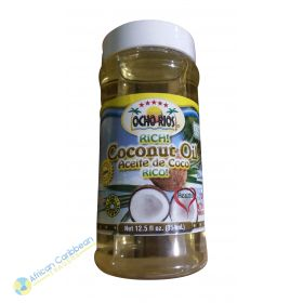 Ocho Rios Rich Coconut Oil, 12.5oz