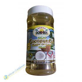 Ocho Rios Rich Coconut Oil, 12.5oz