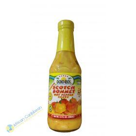 Ocho Rios Scotch Bonnet Hot Pepper Sauce, 14oz
