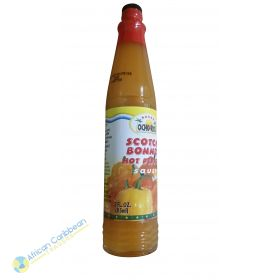 Ocho Rios Scotch Bonnet Hot Pepper Sauce, 3oz