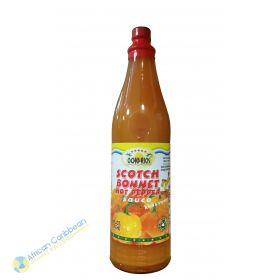 Ocho Rios Scotch Bonnet Hot Pepper Sauce, 6oz