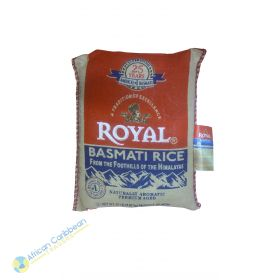 Royal Basmatic Rice, 20lbs