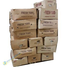 Old Yam Box, 25lbs