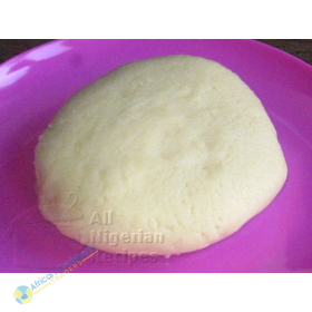 Nigeria How To Make Pounded Yam