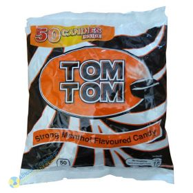 Tom Tom Candy, 50 Pieces, 7oz