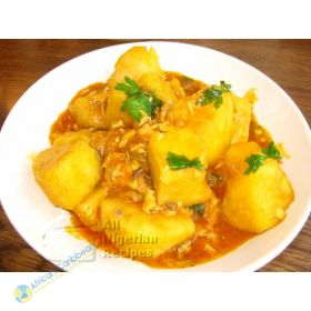 Nigeria How To Cook Yam Porridge Or Asaro