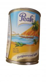 Peak Evaporated Milk, 14oz