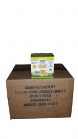 Box of Ocho Rios Instant Tea Jamaican Ginger No Sugar Added, 2.2lbs 24 x 1.48oz