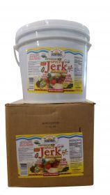 Box of Ocho Rios Spicy Jerk Seasoning, 36lbs 4 x 9lbs