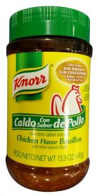 Knorr Bouillon Chicken Flavored, 15oz