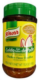 Knorr Bouillon Chicken Flavored, 15oz