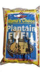 Mamas Choice Plantain Fufu, 10lbs