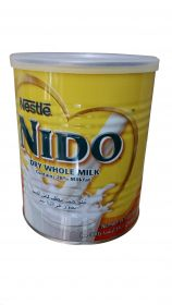 Nestle Nido Dry Whole Milk, 14oz
