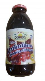Ocho Rios Arandano Jamaica Hibiscus, 16oz