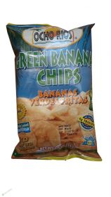 Ocho Rios Green Banana Chips, 2.5oz