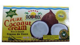 Ocho Rios Pure Coconut Cream, 5oz