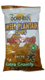 Ocho Rios Sweet Plantain Chips, 3.2oz