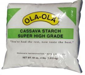 Ola-Ola Cassava Starch, 4lbs