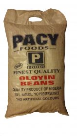 Pacy Foods Oloyin Beans, 20lbs