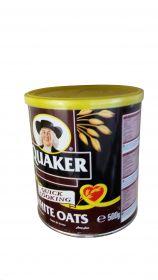 Quaker White Oats, 17.6oz