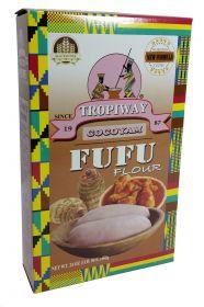 Tropiway Cocoyam Fufu Powder, 1lb