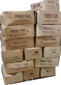 New Yam Box 50lbs