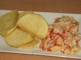 Nigeria Iya Dun Dun Fried Yam