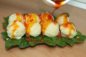 Nigerian Ji Mmanu (Special Palm Oil Yam)