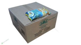 Box of Ocho Rios Green Banana Chips, 3.75Ibs, 24x2.5oz